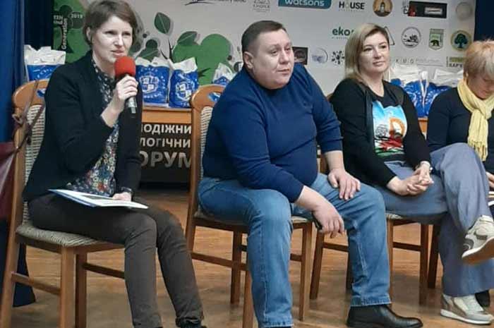 захист біорізноманіття України